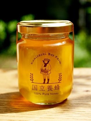 国立養蜂・季節の百花蜜