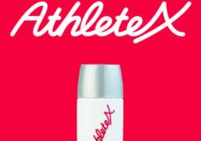 スポーツ化粧品 AthleteX